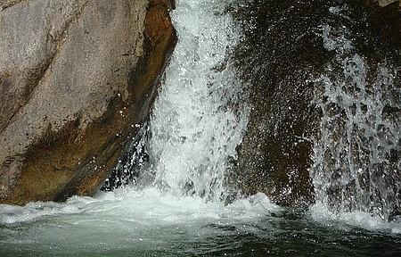 Cachoeira das Andorinhas Alto caparaó M.G - Passeio de Carnaval