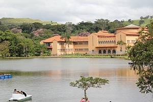 Lago Grande Hotel - Vista do Lago