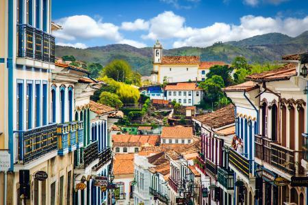 Centro Histórico de Ouro Preto