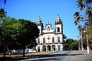 Igreja de N.Sra dos Prazeres tembela fachada