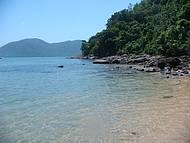 Ilha da Ponta - Praia do Sapê