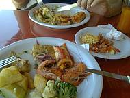 Restaurante (Ponto de Apoio)