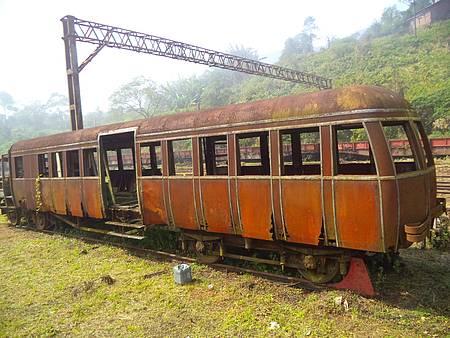 Paranapiacaba - Museu Ferroviário