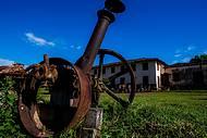 Turismo rural em belos cenários