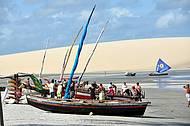 Mercado do Peixe em Jeri