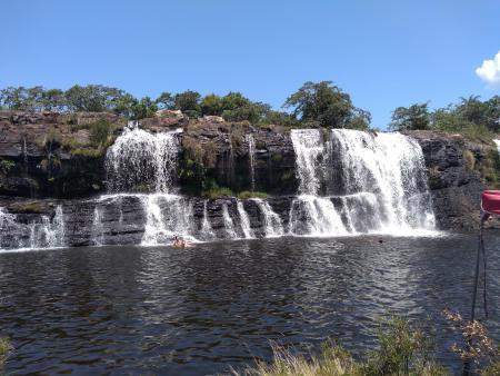 MiniIntro - Parque Nacional da Serra do Cipó - Cachoeira Grande