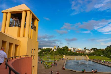 Parque Tanguá - Do Alto a Vista e Mais Bonita
