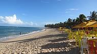 Praia do Gunga ( nome de um famoso ìndio do passado)