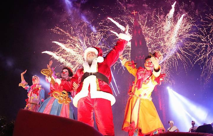 Luzes, cores e Noel!