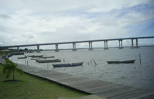 Vista da Ponte Const. Jo�o Alves