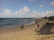 Passeio pelas praias do sul