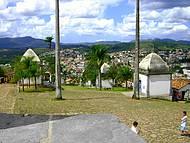 Vista da região.