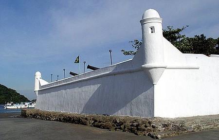 Forte de São João - Preservação do espaço chama a atenção