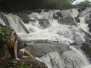 Cachoeiras da Meia-Lua e da Usina Velha