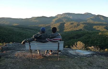 Lavras Novas - paisagem - Um olhar para a liberdade...