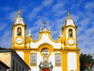 Nesta igreja ocorre o Roteiro Narrado.