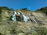 Vista da cascata