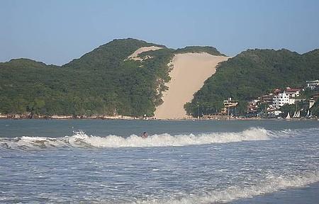 Morro do Careca - Praia de Ponta Negra. Um passeio maravilhoso!
