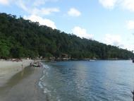 Praia do Sul - Ilha de Jaguanum