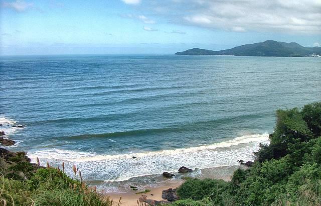 Vista da Praia do Buraco
