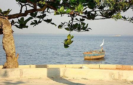 Praia de Piedade - Bucolismo às margens da Baía de Guanabara