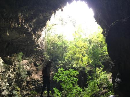 Petar - Caverna Temimina