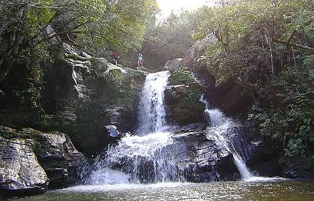 Cachoeira do Flávio - Linda queda