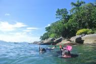 Snorkeling revela belezas escondidas