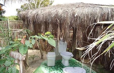 Praia do Guiú - Restaurante Maria Nilza