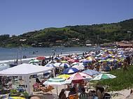 A Praia em Pleno Verão