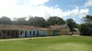 Casinhas coloridas do Centro Historico de Porto Seguro