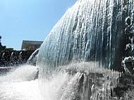 As belas duchas do rio São Francisco.