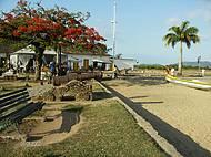 Praça da Bandeira - Cáis de Paraty