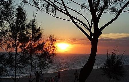 Praia de Itaipuaçu - Belo visual