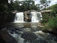 Cachoeira do Desterro é para relaxar