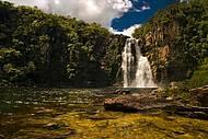 Salto do Rio Preto 1 tem 120 metros