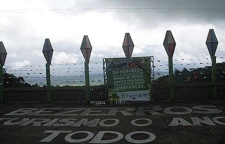 Vista da Serra Negra