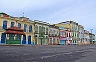 Casario Antigo em Belém - PA