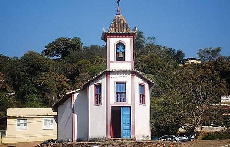 Igreja de Nossa Senhora do Ó - Pequena Mas Aconchegante