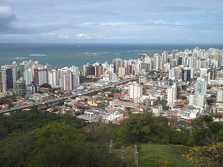 Vista da Cidade - Lindo!