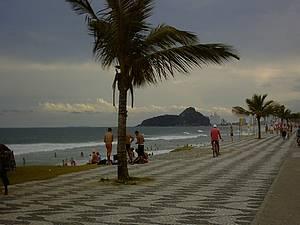 Caiobá: Balnerário é um dos mais concorridos da região<br>