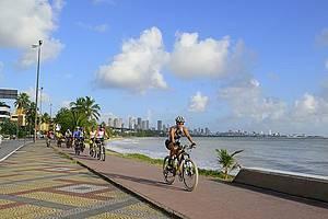 Destinos no Brasil para trabalhar online e relaxar