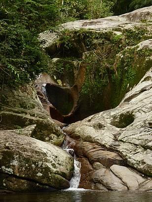 Cachoeira do filme