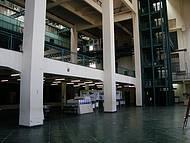 Interior da Usina do Gasômetro