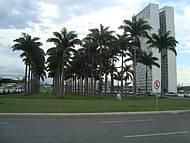 Vista da Praça dos 3 Poderes