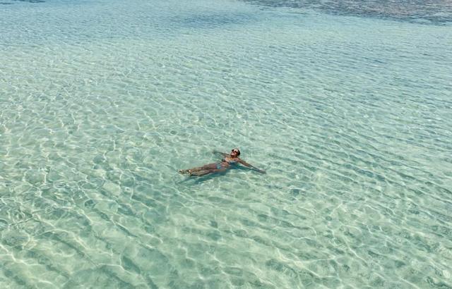 Mar sem fim na Praia do Patacho!