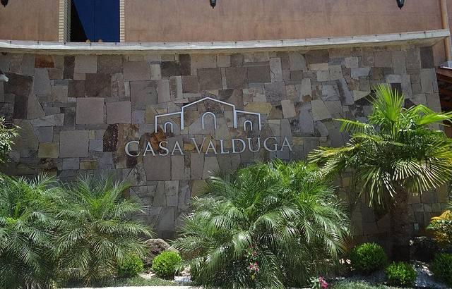 Entrada do Restaurante Maria Valduga