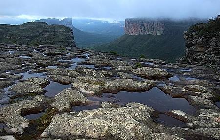 Morro do Pai Inácio é destaque na paisagem