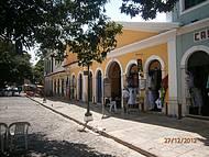 Lojinhas do centro histórico