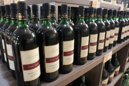 Vinhos para todos os gostos na Vinícola Castanho